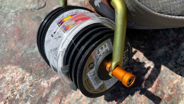 Spool of Tippet