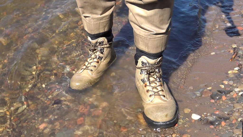 Wading Boots for Fly Fishing - Drifthook Fly Fishing