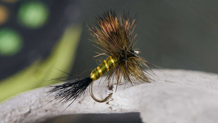 Green Drake from Drifthook Fly Fishing