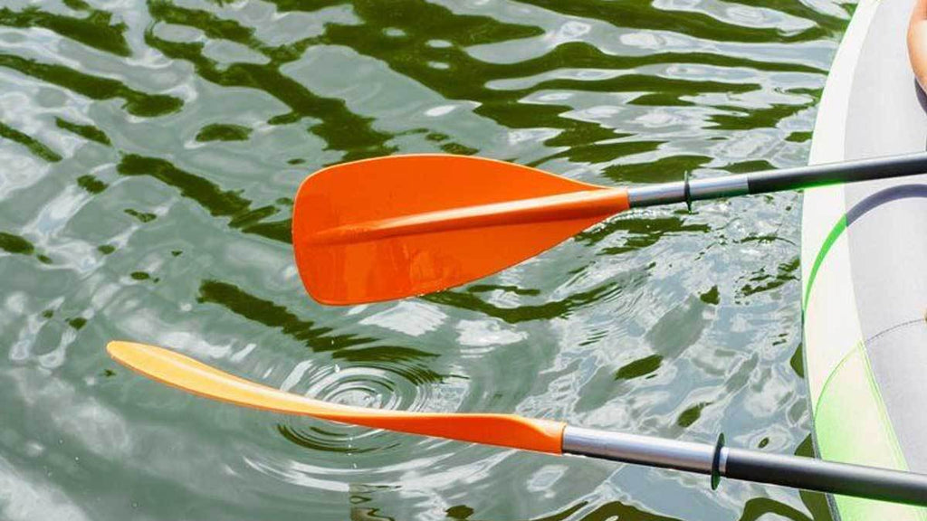 Choosing the Right Paddle for Fly Fishing on a Kayak