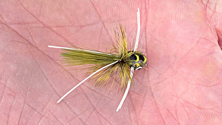 Fly Fishing Flies Poppers