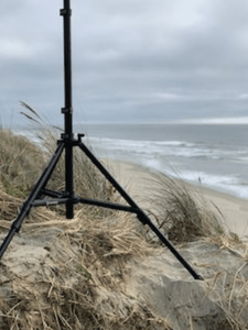 Large Mastwerks™ Rotational Tripod and Mast Systems