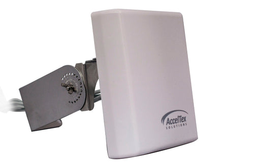 2.4/5 GHz Dual-Band 4/7 dBi 6 Element Indoor/Outdoor Patch Antenna, 6-Lead for WiFi6 802.11ax