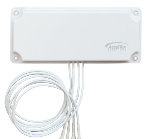 2.4/5 GHz Dual-Band 6 DBi 4 Element Indoor/Outdoor Patch Antenna