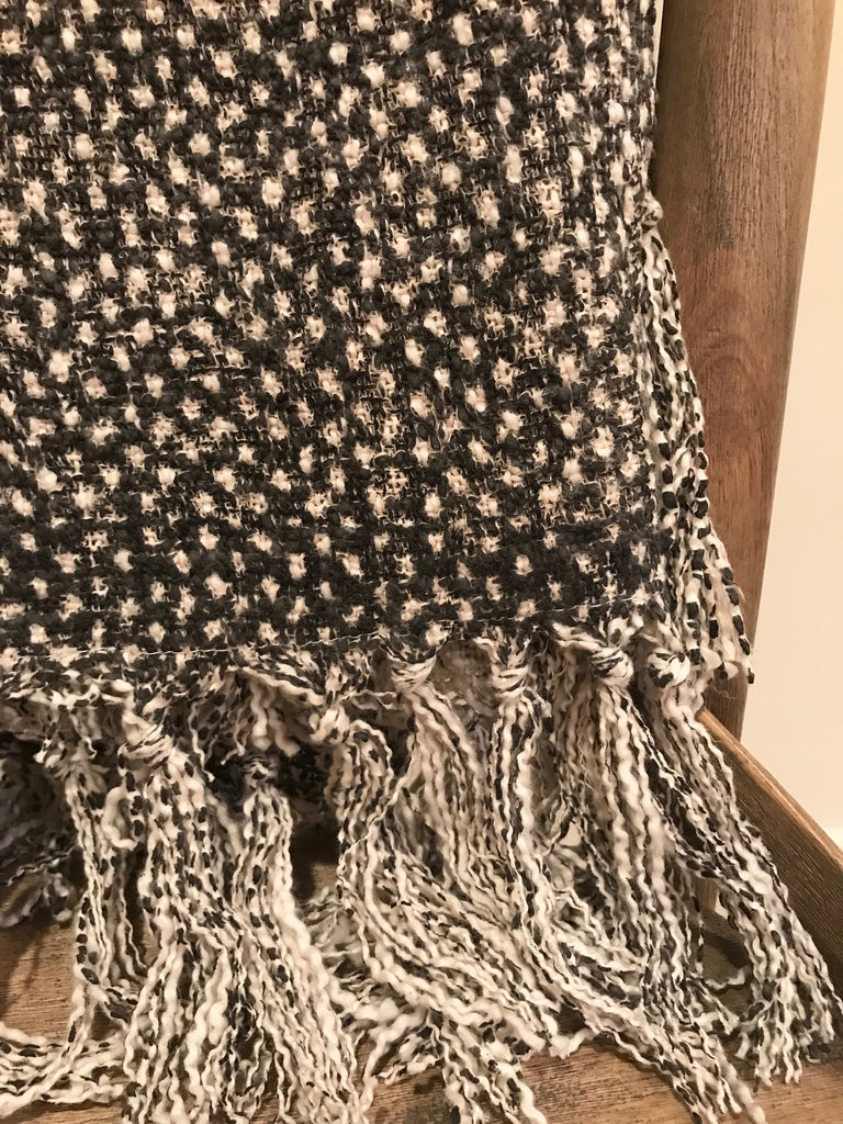 Hudson Woven Throw