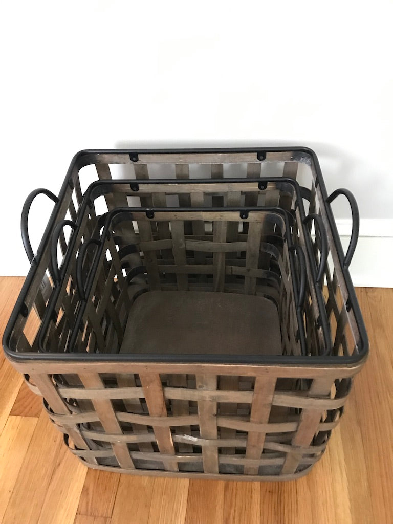 Russian River Baskets (3 size options)