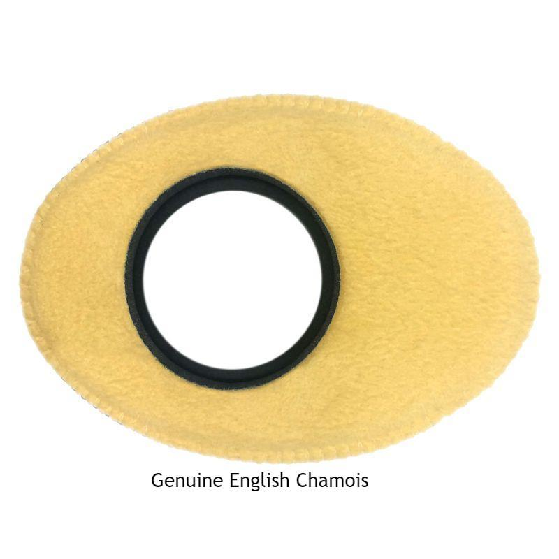 Bluestar Oval Extra Large Eyecushion - Genuine Chamois - PPE - HD Source