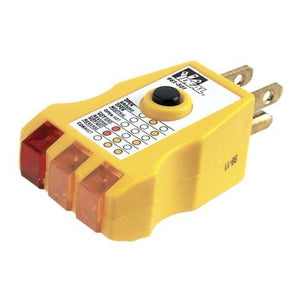 IDEAL Electrical Receptacle Tester - HD Source