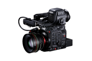 Canon EOS C300 Mark III - HD Source