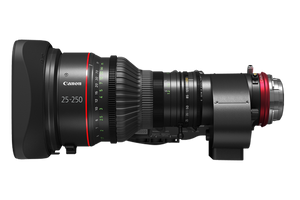 CINE-SERVO 25-250mm T2.95-3.95 EF - HD Source