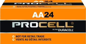 Duracell Procell AA Battery (24pk) - HD Source
