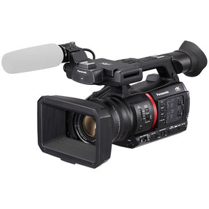 Panasonic AG-CX350 High-End 1.0-type Handheld Camcorder with 4K/HDR/10-bit Capabilities - HD Source