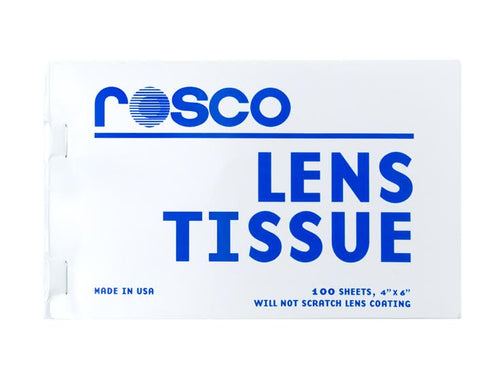 Rosco Lens Tissue Booklet - HD Source