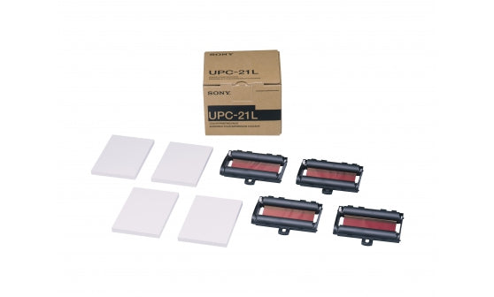 SONY UPC21L MEDICAL COLOR PAPER (6PK)
