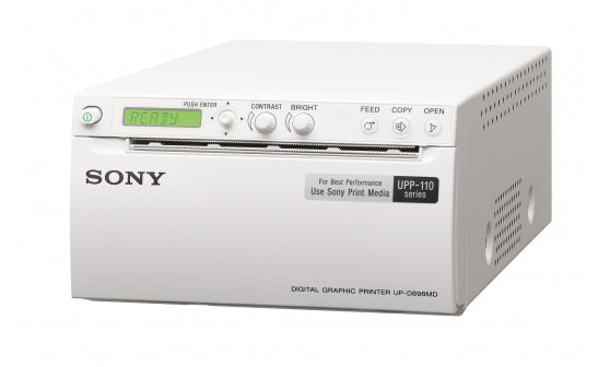 SONY  UPD898MD DIGITAL A6 BLACK & WHITE PRINTER - HD Source