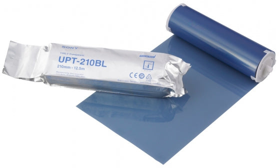 UPT210BL (SONY BLUE THERMAL TRANSPARENCY FILM)