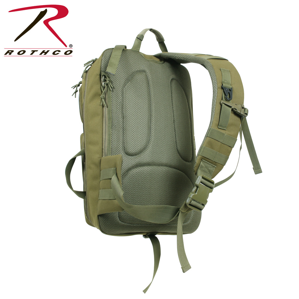 Rothco Tactisling Transport Pack - Olive - Eminent Paintball And Airsoft