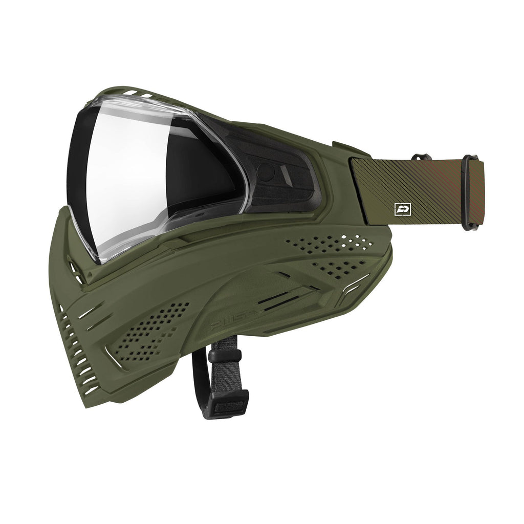 Push Unite Goggles - Olive - Eminent Paintball And Airsoft