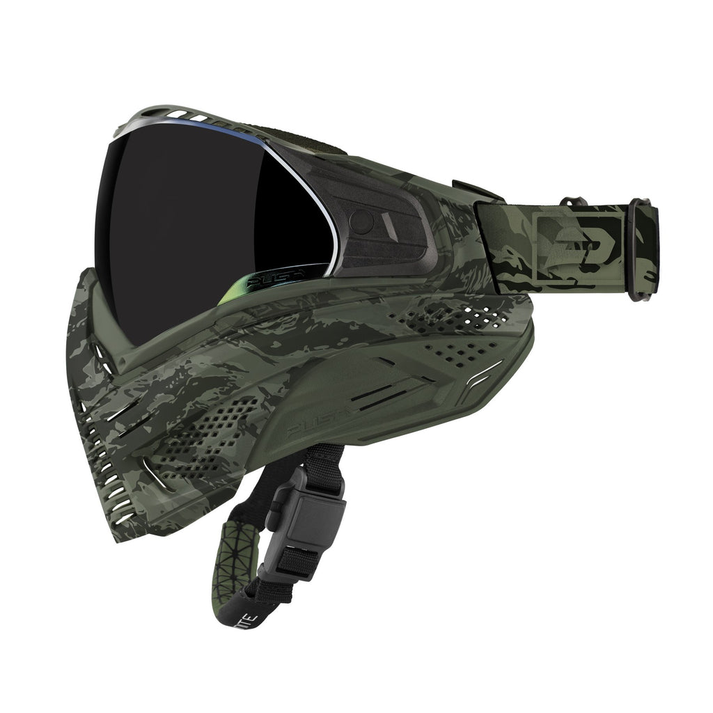 Push Unite Goggles - Olive Camo - Eminent Paintball And Airsoft