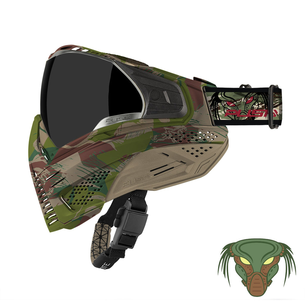 Push Unite Goggles - Predator - Eminent Paintball And Airsoft
