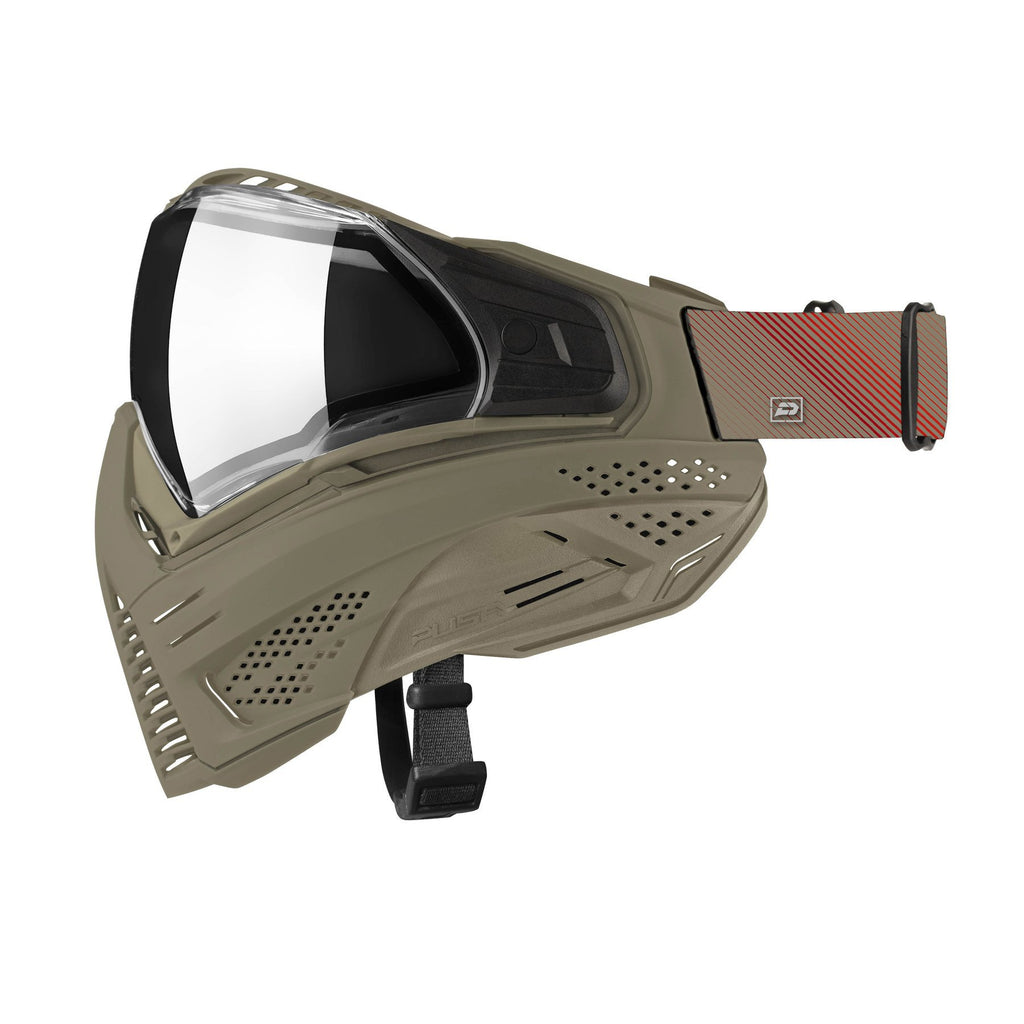 Push Unite Goggles - Tan - Eminent Paintball And Airsoft