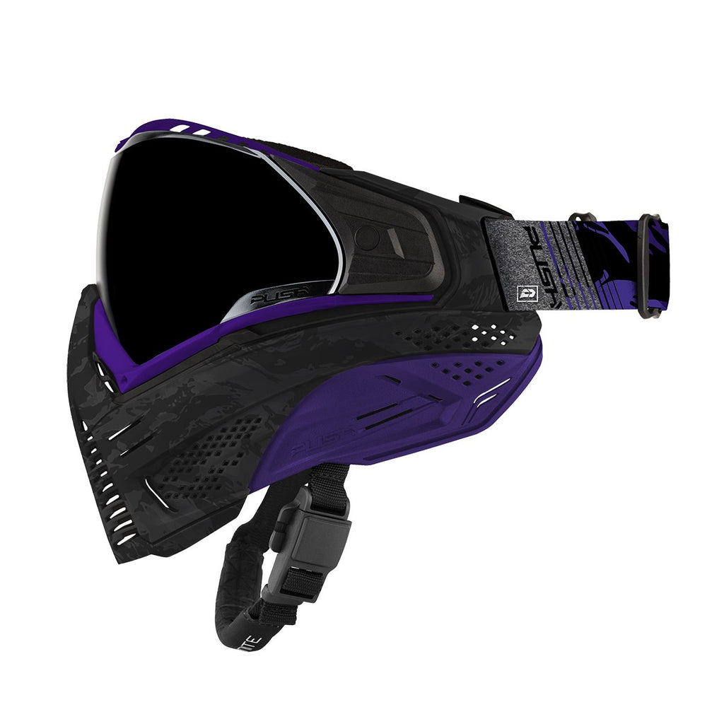 Push Unite Goggles - Purple Camo - Eminent Paintball And Airsoft