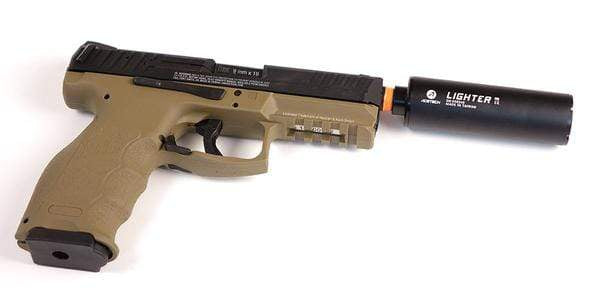ACETECH LIGHTER (SHORT) TRACER UNIT - Eminent Paintball And Airsoft