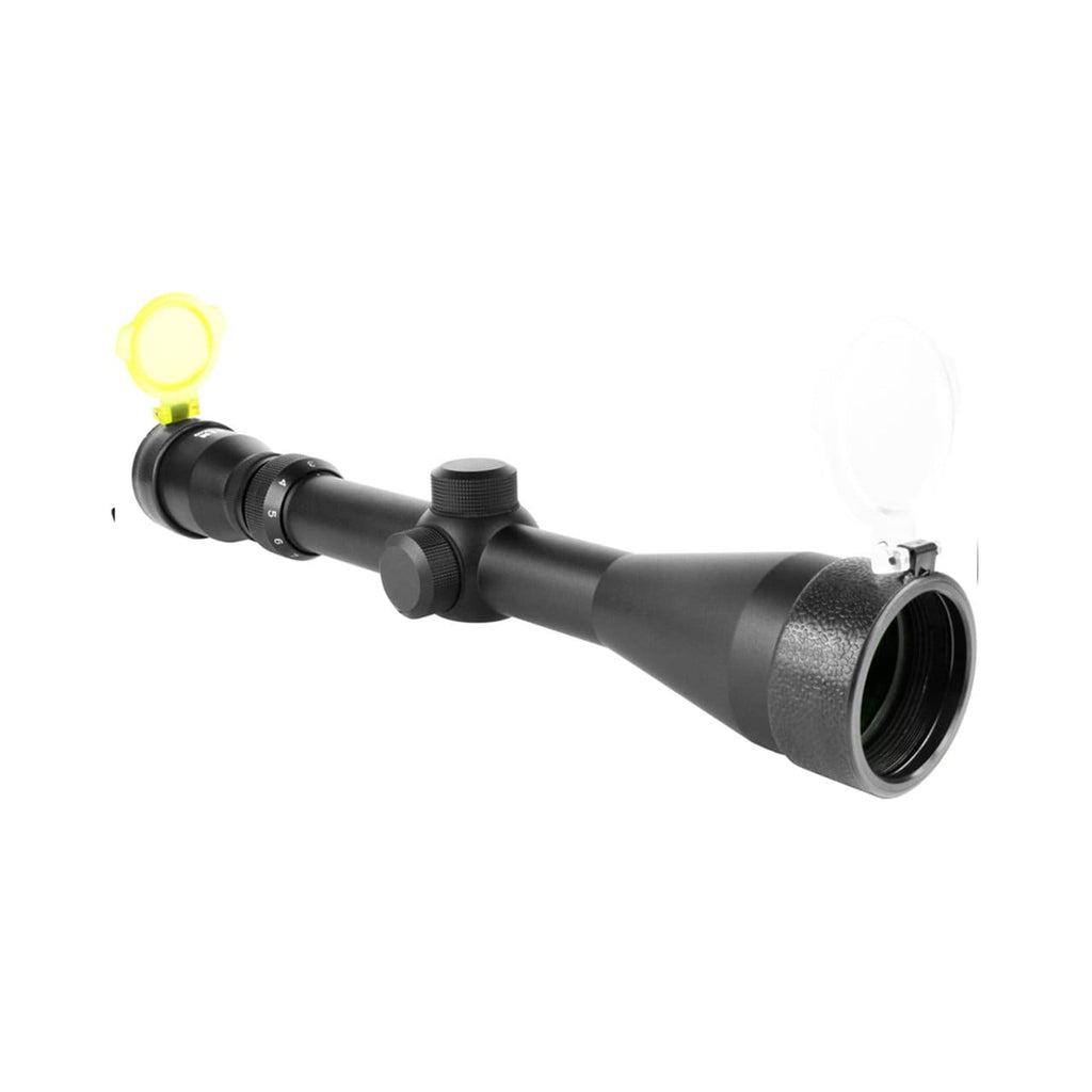 AIM Sports 3-9x40 Duplex Rifle Scope with Steel Ring Mount Set - Eminent Paintball And Airsoft