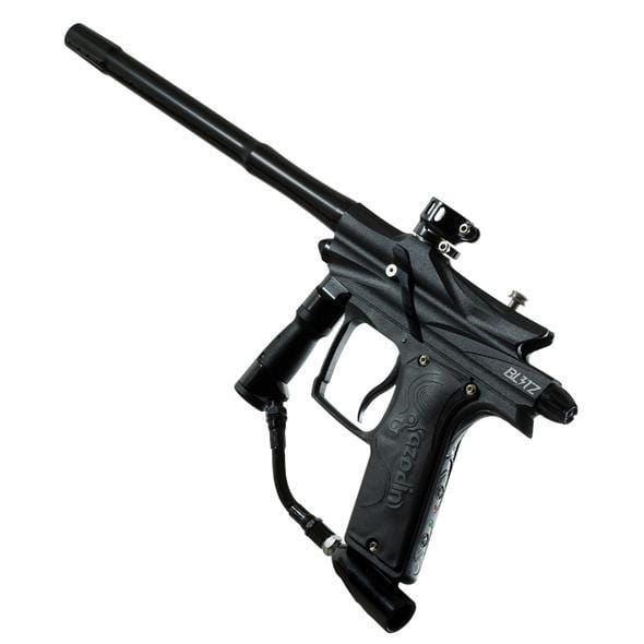 Blitz 3 Black/Black - Eminent Paintball And Airsoft