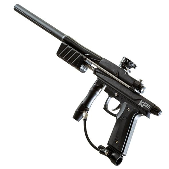 KP3 Pump Black/Black - Eminent Paintball And Airsoft
