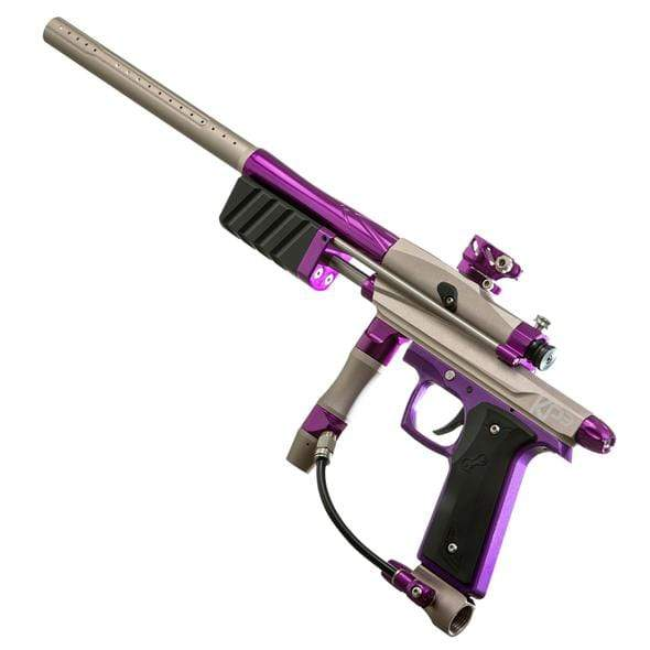 KP3 Pump Gold/Purple - Eminent Paintball And Airsoft