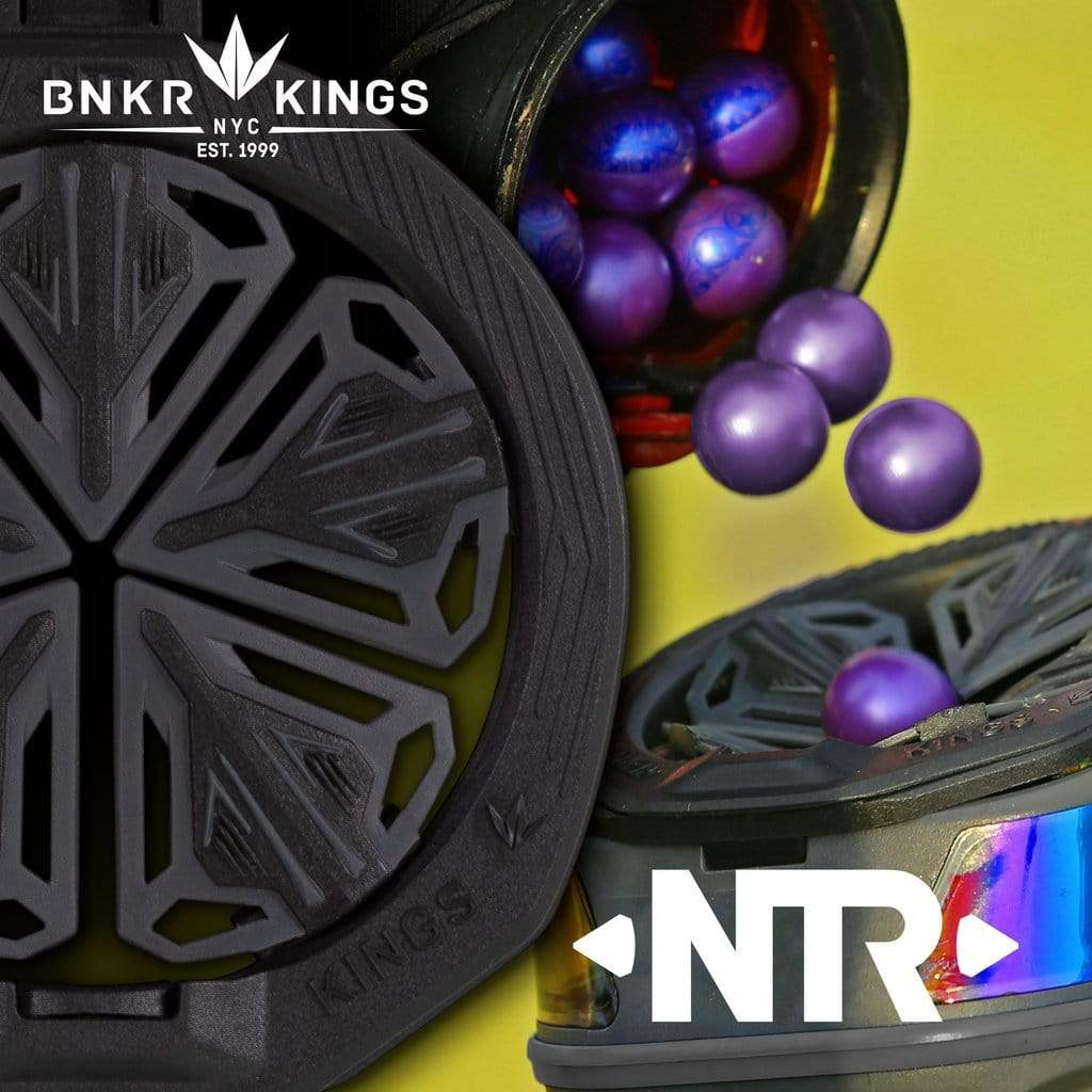 Bunkerkings NTR Speed Feed - Spire III/IR/280 - Black - Eminent Paintball And Airsoft