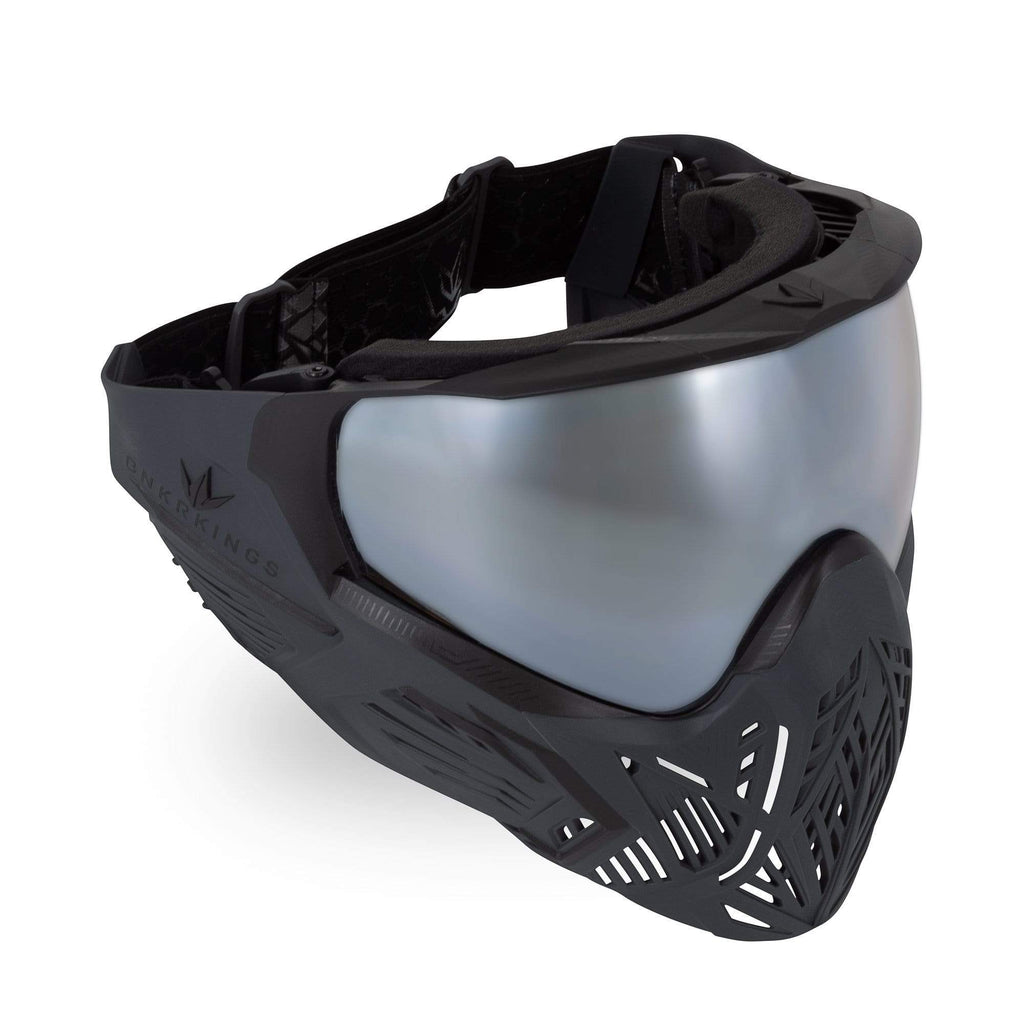 BunkerKings - CMD Goggle - Black Carbon - Eminent Paintball And Airsoft