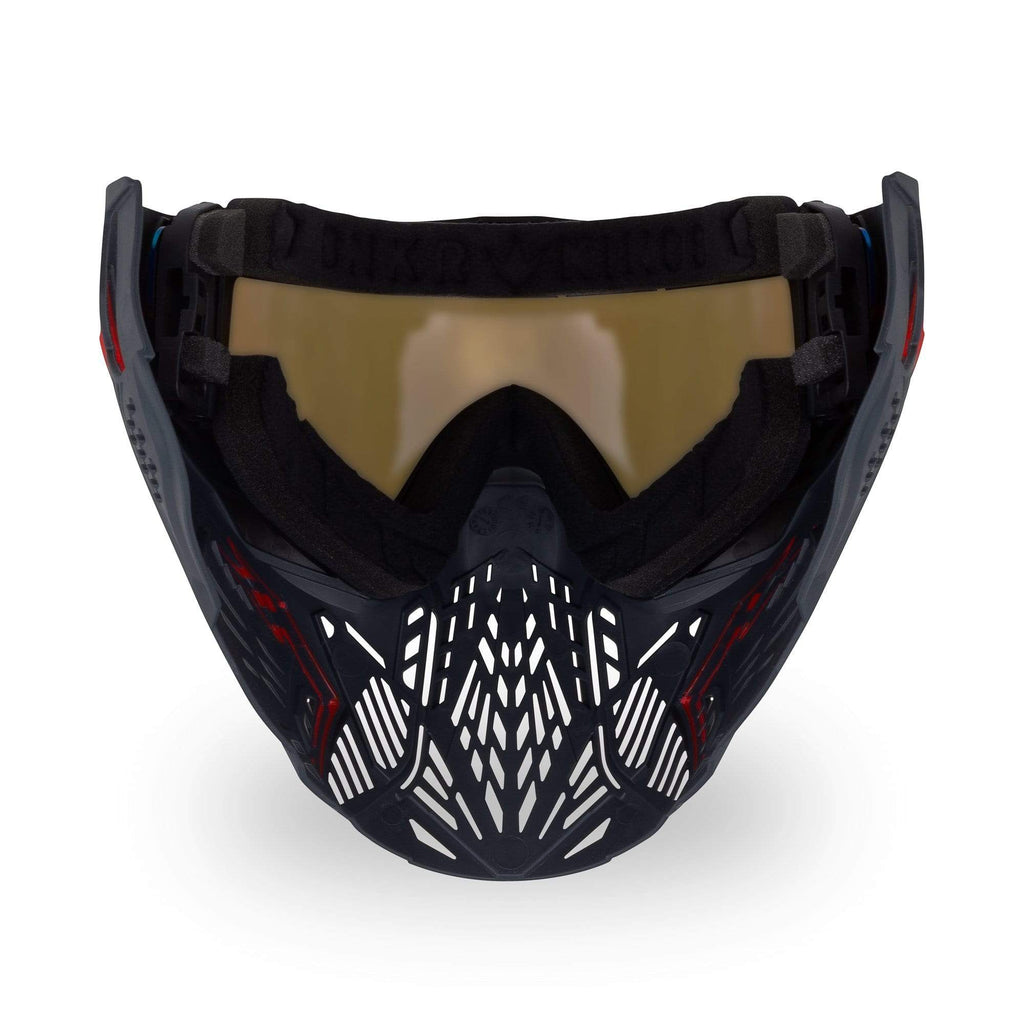 BunkerKings - CMD Goggle - Black Demon - Eminent Paintball And Airsoft