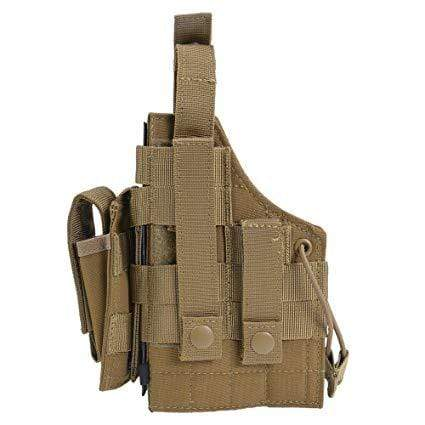 Condor Ambidextrous Holster for 1911 Series Pistols (Color: Coyote Brown) - Eminent Paintball And Airsoft