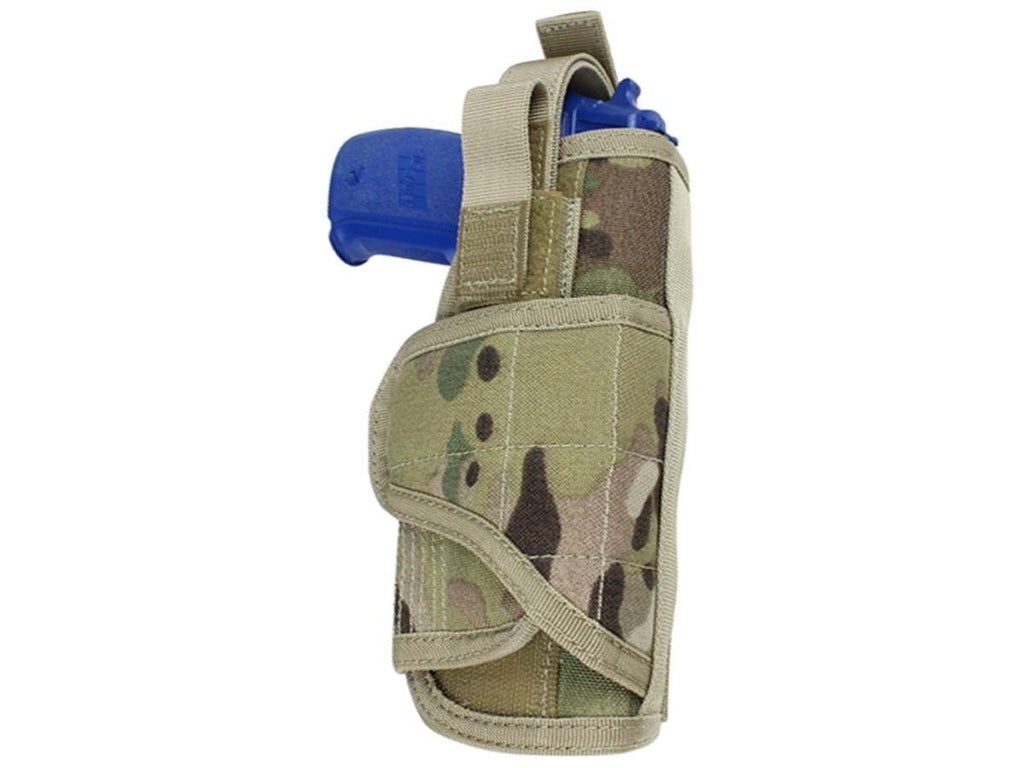 Condor Vertical MOLLE Ready Holster - Eminent Paintball And Airsoft