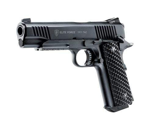 Elite Force 1911 Tactical- Black - Eminent Paintball And Airsoft