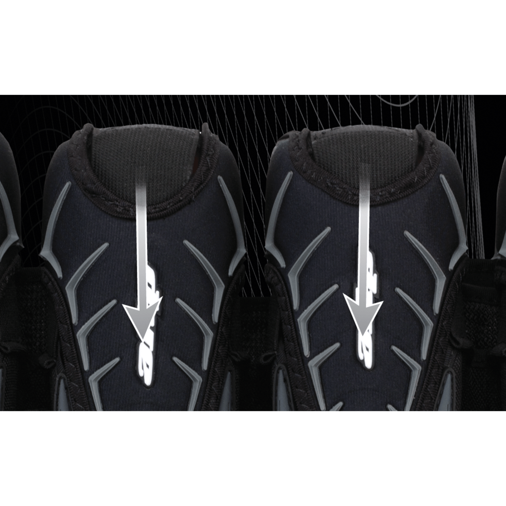 Assault Pack Pro Harness - 4+5 - Eminent Paintball And Airsoft