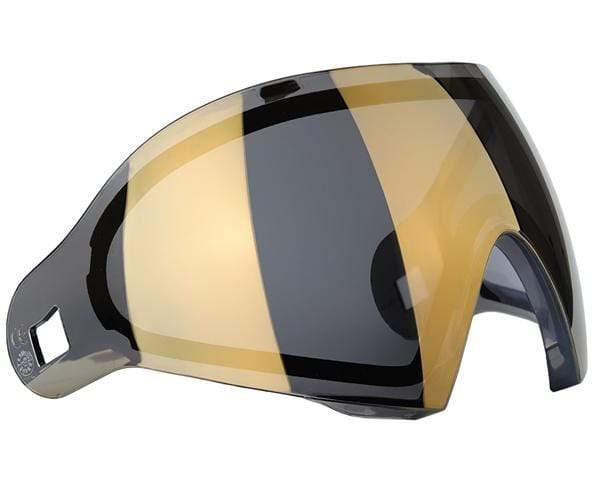 Dye i4/i5 Thermal Lens - Smoke/Gold - Eminent Paintball And Airsoft