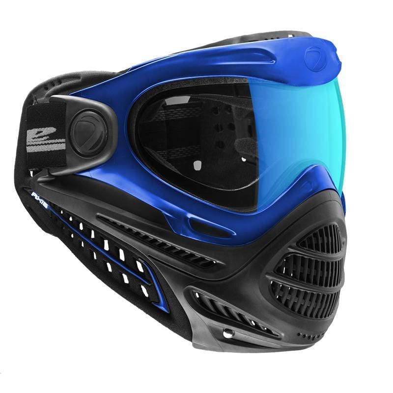DYE Axis Pro Goggle - Blue Ice - Eminent Paintball And Airsoft