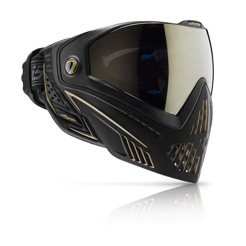 DYE i5 2.0 Goggle - Black Gold - Eminent Paintball And Airsoft