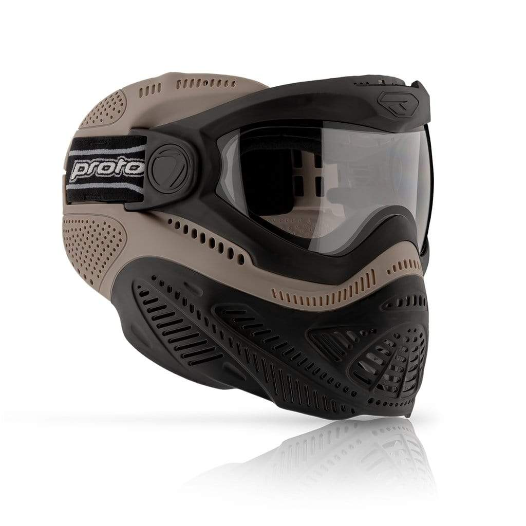 Proto FS Thermal Goggle - Tan - Eminent Paintball And Airsoft