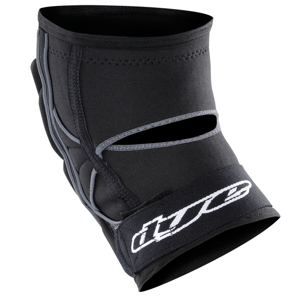 DYE Performance Knee Pads - Black - Eminent Paintball And Airsoft