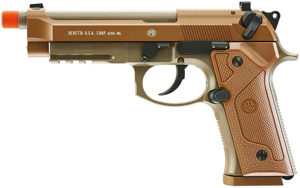 Beretta M92 A3 Co2 Powered Blowback Airsoft Pistol by Umarex - Semi / Full-Auto - Eminent Paintball And Airsoft