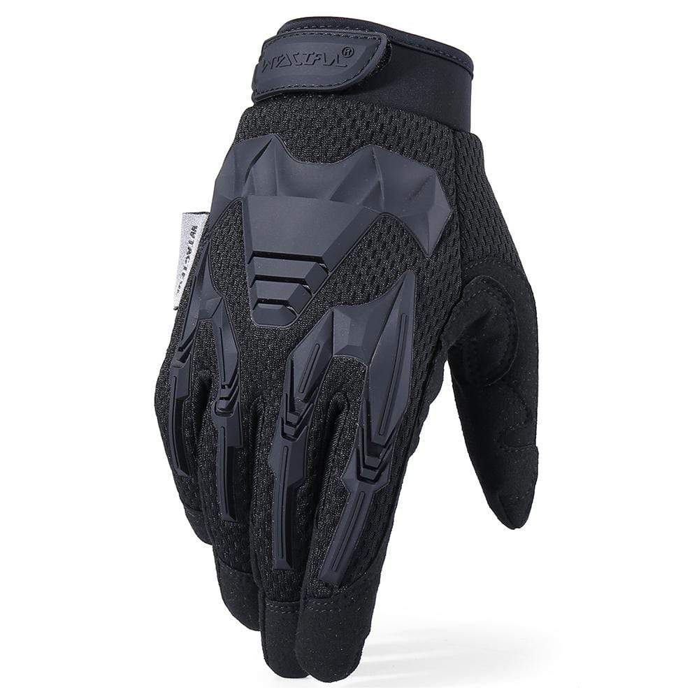 Eminent Tactical Gloves - BLACK - Eminent Paintball And Airsoft