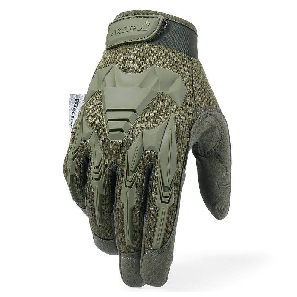 Eminent Tactical Gloves - OLIVE - Eminent Paintball And Airsoft
