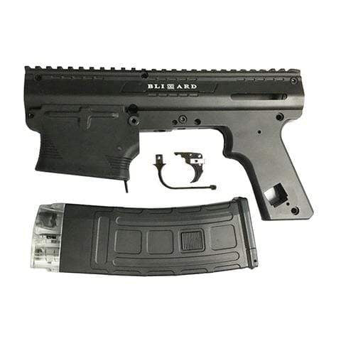 TACAMO BLIZZARD ALPHA MAGFED CONVERSION KIT - Eminent Paintball And Airsoft