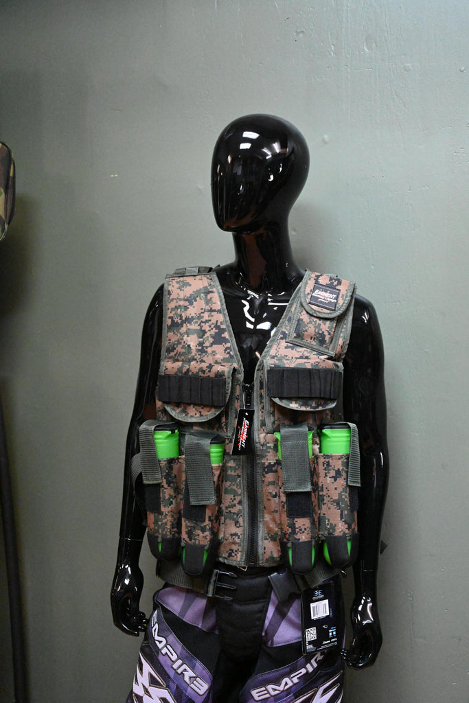 Eminent Paintball Vest - Marpat - Eminent Paintball And Airsoft