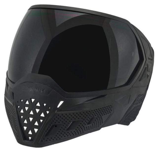 Empire EVS Goggle Black/Black - Thermal Clear - Eminent Paintball And Airsoft