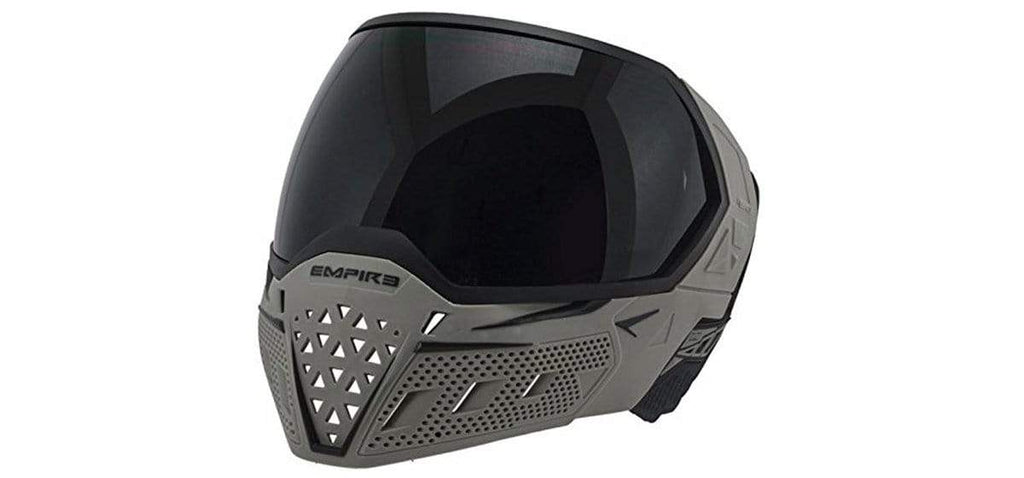 Empire EVS Goggle Grey/Black - Thermal Clear - Eminent Paintball And Airsoft